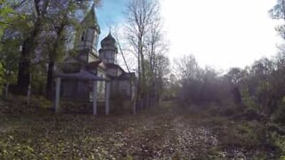 Eerie abandoned buildings around the world