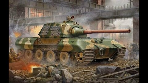 World of Tanks Replay - E 100