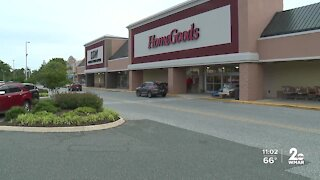 Woman claims people threw liquid on her, yelled homophobic slurs outside Abingdon Home Goods