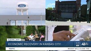 Economic recovery in Kansas City