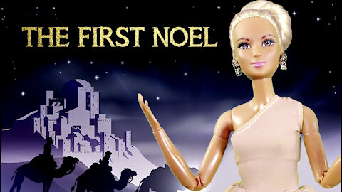 Doll City's The First Noel