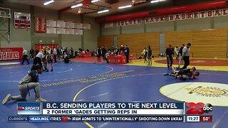BHS wrestling wins Kern County Invite
