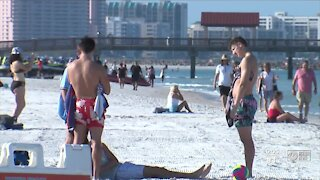 Local epidemiologist believes spring break travel could increase COVID-19 cases