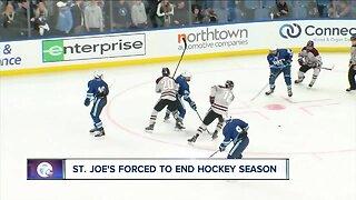 St. Joe's Federation Hockey Forfeits Remaining 2019-2020 Season