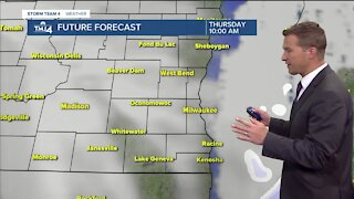 Cold is here to stay with light evening snow Thursday