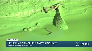 FOX 4 News Literacy Project: Lee County students learn importance of media literacy