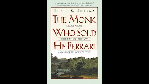 Book Review: The Monk Who Sold His Ferrari