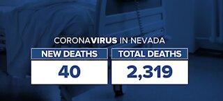 Nevada COVID-19 update for Dec. 8