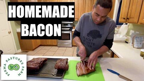 Making Nitrate/Nitrite FREE Bacon