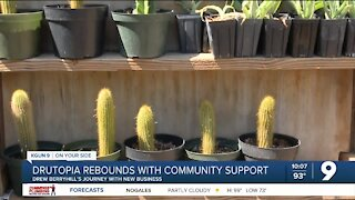 Drutopia rebounds with community support