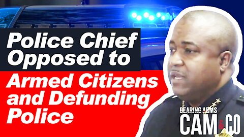 Oakland Police Chief Opposed to Armed Citizens Along With Defunding Police