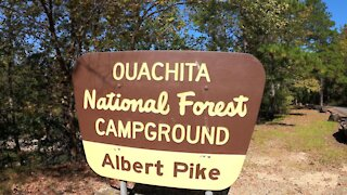 Albert Pike Recreation Area | Arkansas State Parks | Ouachita National Forest
