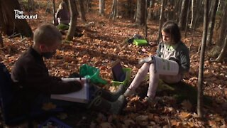 The Rebound: Outdoor Covid classrooms