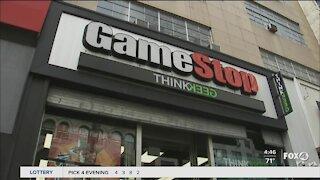 GameStop hearing