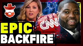 Epic Backfire When CNN Host Tries Smearing Republican
