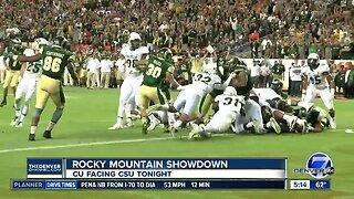 Rocky Mountain Showdown tonight, but it's last game at Broncos Stadium