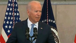 "Joe Biden: ""Republicans hope people don't vote at all"""