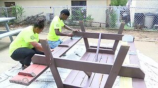 Project REBUILD helping young adults find direction while creating affordable housing