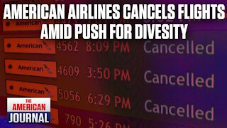 American Airlines Canceling Hundreds of Flights After $5+ Billion Dollar COVID Grant