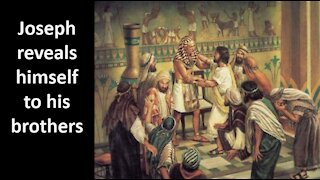 Bible Study Genesis Chapter 45 Explained