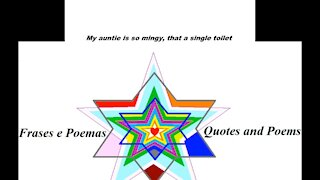 Mingy auntie (toilet paper) It's true, hahahaha! [Quotes and Poems]