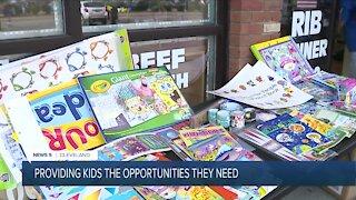 JB's Lunch & Literacy Lounge is helping kids