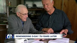 Remembering D-Day 75-years later