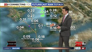 23ABC Evening weather update January 21, 2021