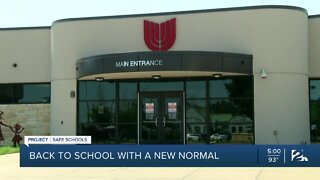 Back to school with a new normal