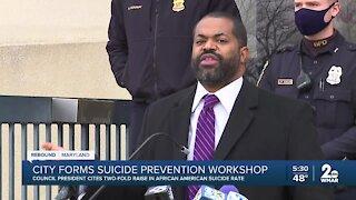 City forms suicide prevention workshop