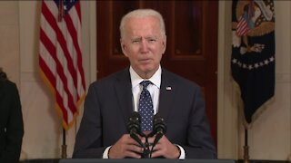 President Biden and VP Harris deliver remarks following Derek Chauvin's guilty verdict