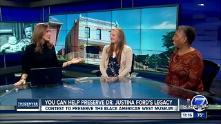 Contest to help preserve Black American West Museum