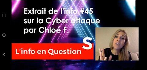 La cyber attaque prédite par Klaus Schwab - Exercice Cyber Polygon
