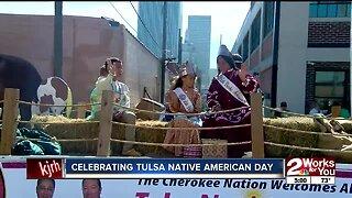Tribes celebrate Tulsa Native American Day