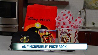 """""""Incredible"""" Prize Pack Giveaway"""
