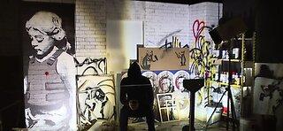 Banksy exhibit opening in Las Vegas