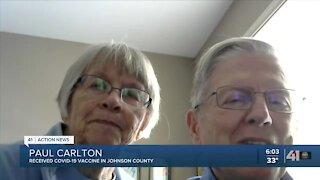 Johnson County COVID-19 vaccines
