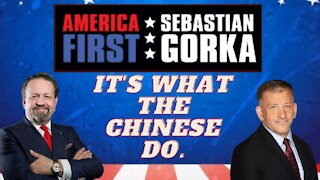 It's what the Chinese do. Daniel Hoffman with Sebastian Gorka on AMERICA First