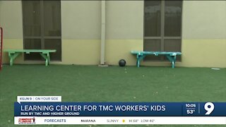 Tucson Medical Center rolls out pilot learning center for children of frontline workers