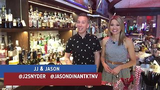 National Whiskey Day in Vegas