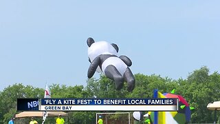 Fly a kite fest with Family and Childcare Resources of N.E.W.