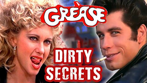GREASE: The DIRTY SECRETS Behind The Movie