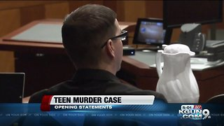 Trial begins for man accused of killing 13-year-old stepdaughter