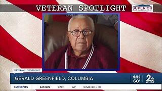 Veterans Spotlight: Gerald Greenfield of Columbia
