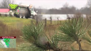ODOT preparing to clear roads at first snowfall of upcoming winter storm