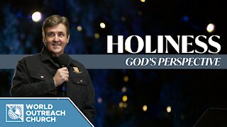 Holiness: God's Perspective