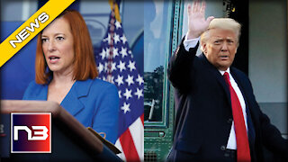 Psaki Plays the BLAME Game over Immigration Crisis