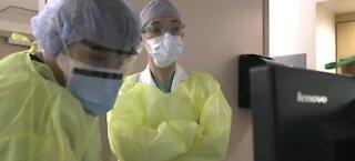 Doctors concerned over Brazil COVID-19 variant