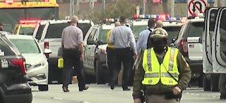 Barricaded man found dead inside Las Vegas apartment, police say