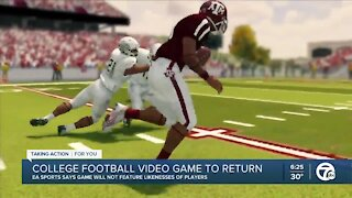 College Football video game to return, EA Sports announces